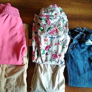 5t girls pants bundle
